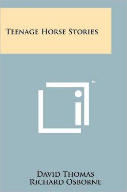 Teenage Horse Stories
