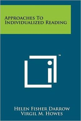Approaches To Individualized Reading