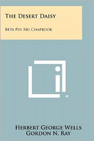 The Desert Daisy: Beta Phi Mu Chapbook