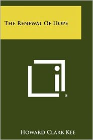 The Renewal of Hope