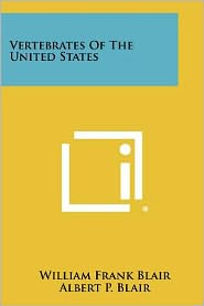 Vertebrates Of The United States