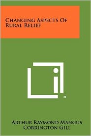 Changing Aspects Of Rural Relief