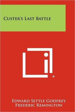 Custer's Last Battle