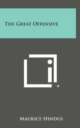 The Great Offensive