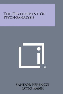 The Development of Psychoanalysis