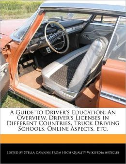 A Guide To Driver's Education