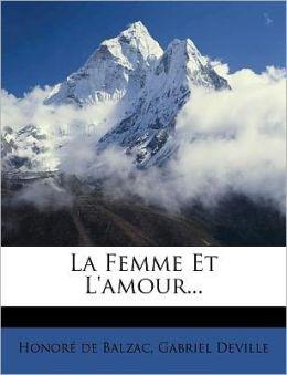 La Femme Et L'amour...
