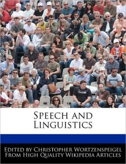 Speech And Linguistics