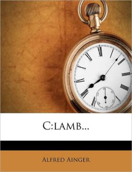 C: Lamb...