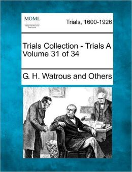 Trials Collection - Trials A Volume 31 of 34