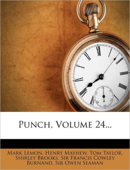 Punch, Volume 24...