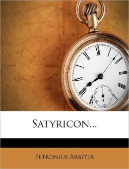 Satyricon...