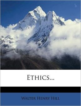 Ethics...