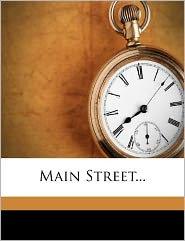 Main Street...