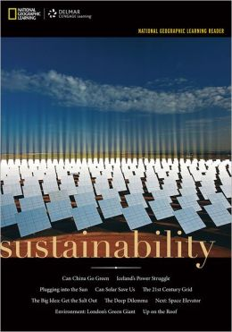 National Geographic Reader: Sustainability (with Printed Access Card)