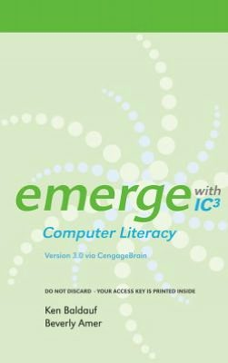 Cengage-Hosted Emerge with Computer Literacy 3.0 Printed Access Card