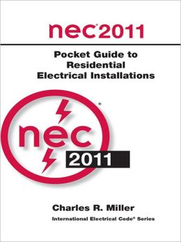 2011 NEC Pocket Guide to Residential Electrical Installations