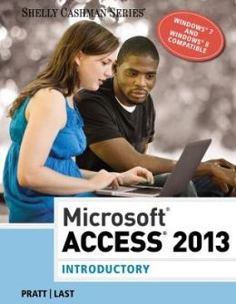 Microsoft Access 2013: Introductory