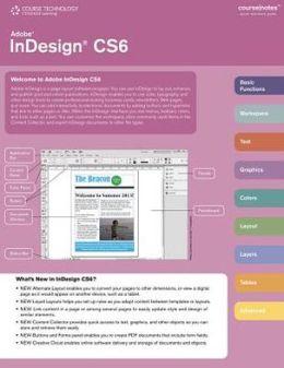 Adobe InDesign CS6 CourseNotes