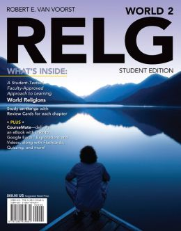 RELG: World (with CourseMate Printed Access Card)