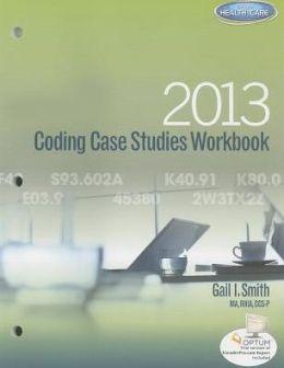 Coding Case Studies Workbook 2013 (book only)