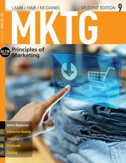 MKTG (9th Edition): Principles of Marketing (with Online Printed Access Card)