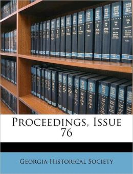 Proceedings, Issue 76