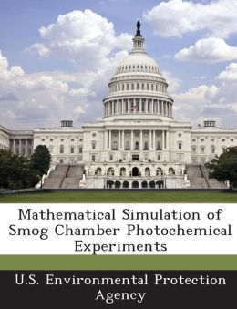 Mathematical Simulation of Smog Chamber Photochemical Experiments