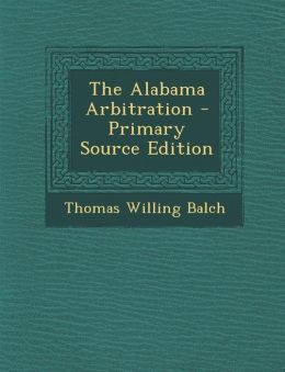 Alabama Arbitration