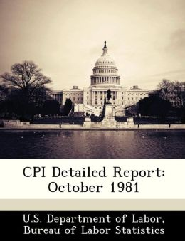 CPI Detailed Report: October 1981