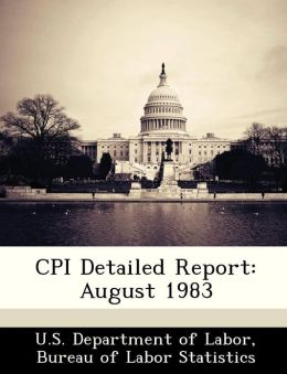 CPI Detailed Report: August 1983
