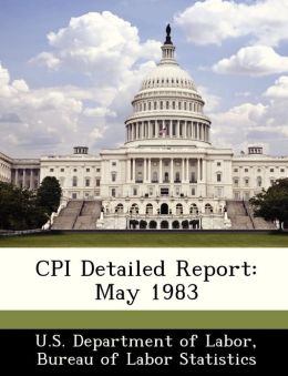 CPI Detailed Report: May 1983