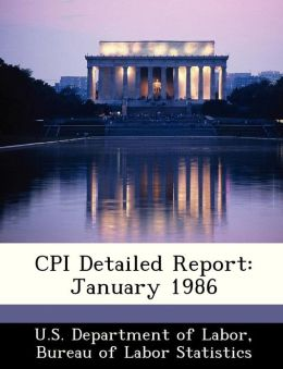CPI Detailed Report: January 1986