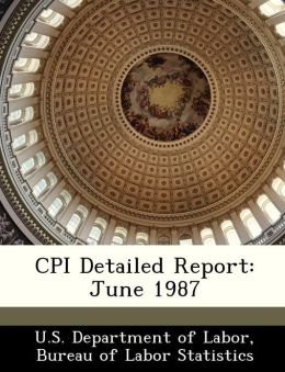 CPI Detailed Report: June 1987