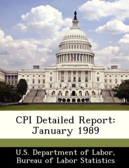 CPI Detailed Report: January 1989