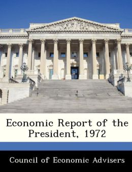 Economic Report of the President, 1972