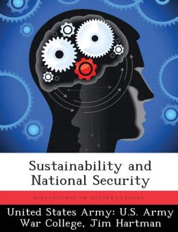 Sustainability and National Security