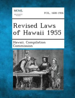 Revised Laws of Hawaii 1955
