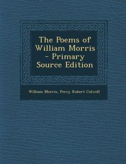 The Poems of William Morris