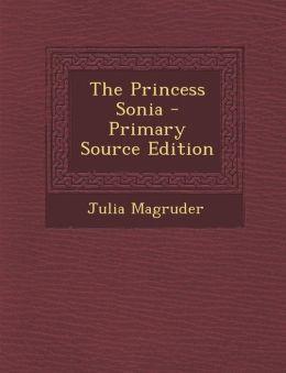 Princess Sonia