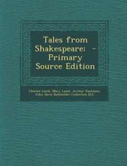 Tales from Shakespeare;