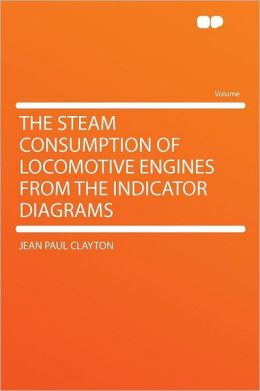The Steam Consumption of Locomotive Engines From the Indicator Diagrams