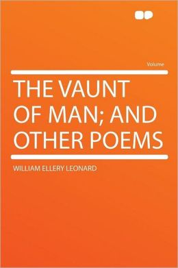 The Vaunt of Man; and Other Poems