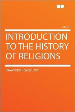 Introduction to the History of Religions
