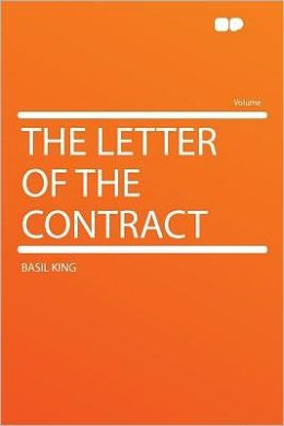 The Letter of the Contract