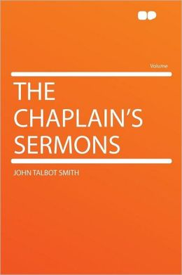 The Chaplain's Sermons