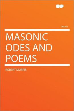 Masonic Odes and Poems