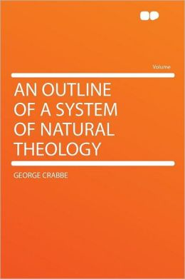 An Outline of a System of Natural Theology
