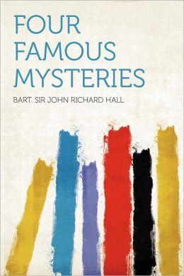 Four Famous Mysteries