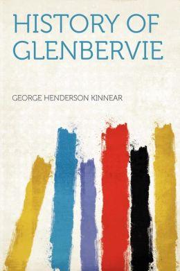 History of Glenbervie